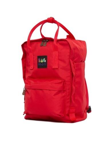 Bagmori Kadın Kare Askı Ayarlı Çanta M000001621 Kırmızı